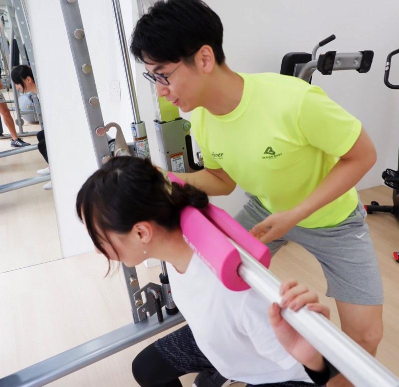 体験トレーニング