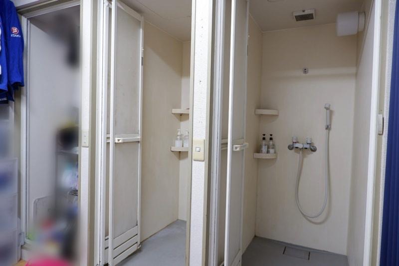 駒込 シャワー